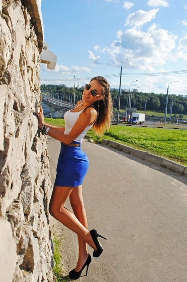 Girl In High Heels