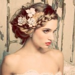 Long and Short Hair Updos For Weddings