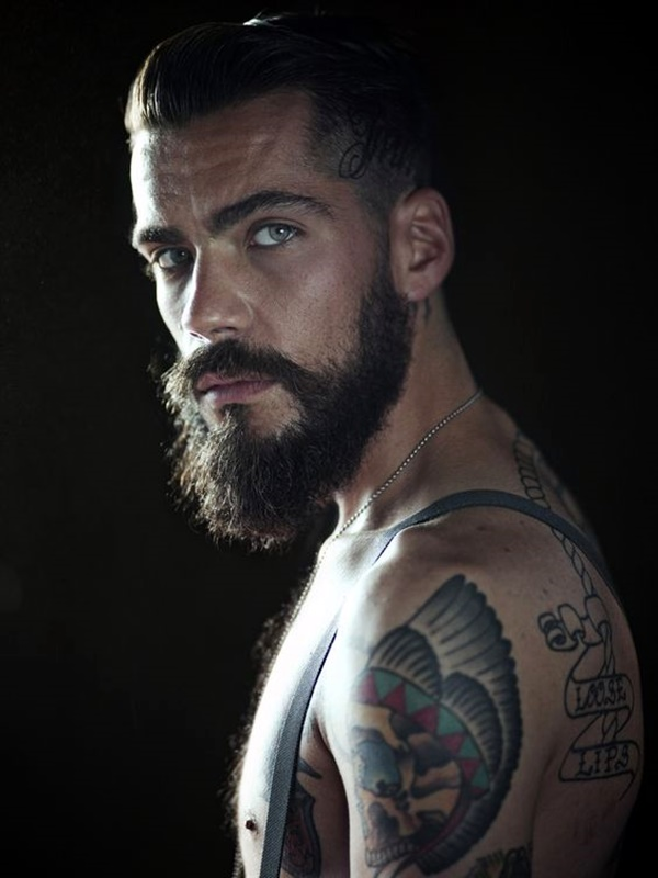 Beard styles for men to try this year