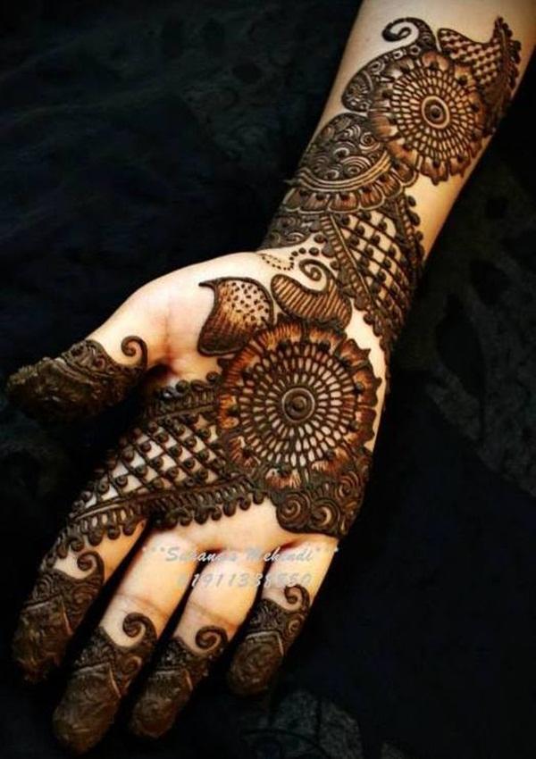 Beautiful Mehndi Designs (41)