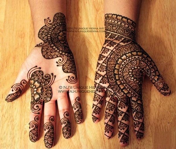 Beautiful Mehndi Designs (45)