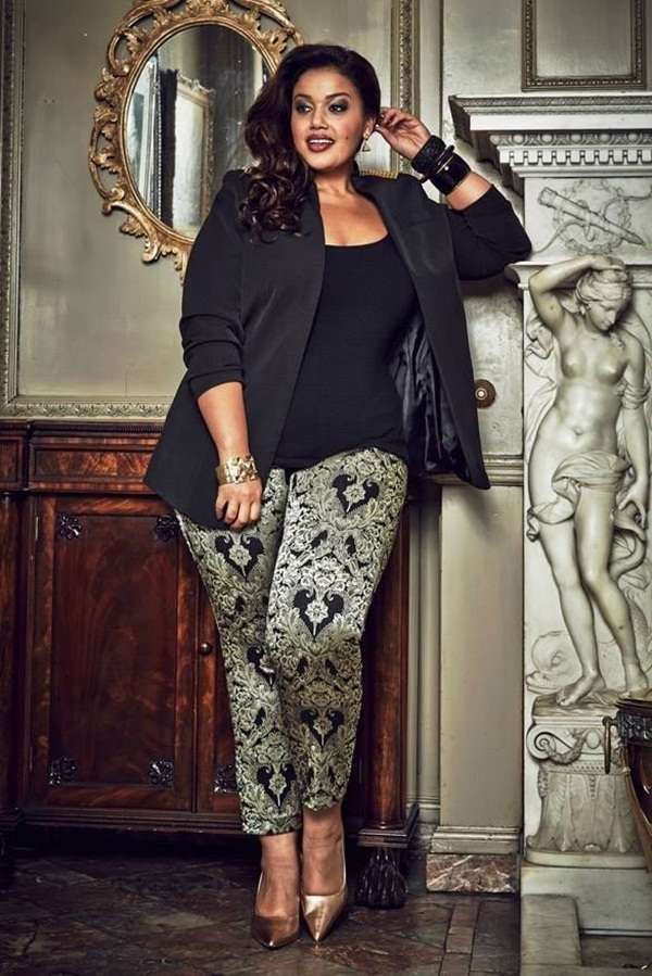 55 styling ideas for plus size outfit designs for woman