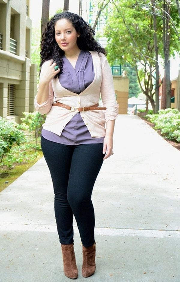 Plus Size OutFit Designs (52)