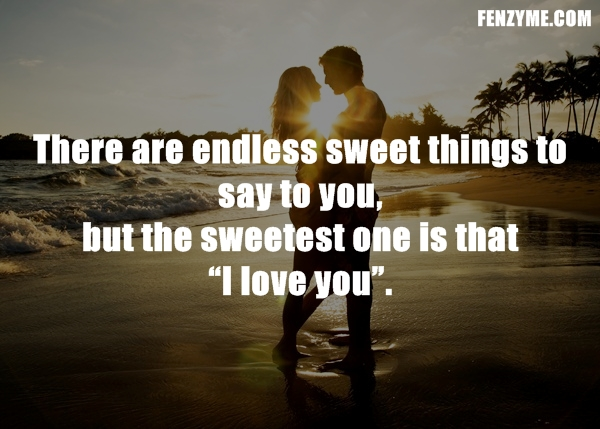 Romantic and Cute Things to Say to Your Lover (20)