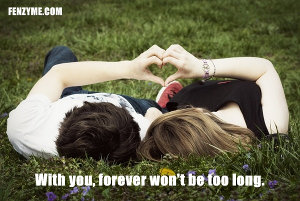 Romantic and Cute Things to Say to Your Lover (4)