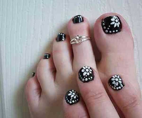 Simple Nail Art Designs for Short Nails (40)