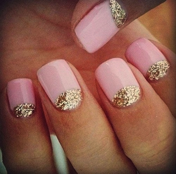 Simple Nail Art Designs for Short Nails15