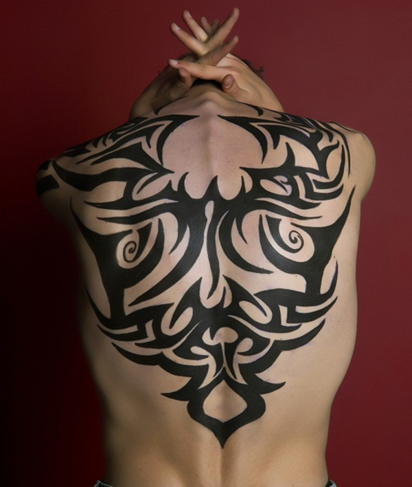 Tribal Tattoo Designs for Men (19)