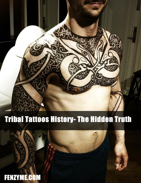 Tribal Tattoo Designs for Men (20)