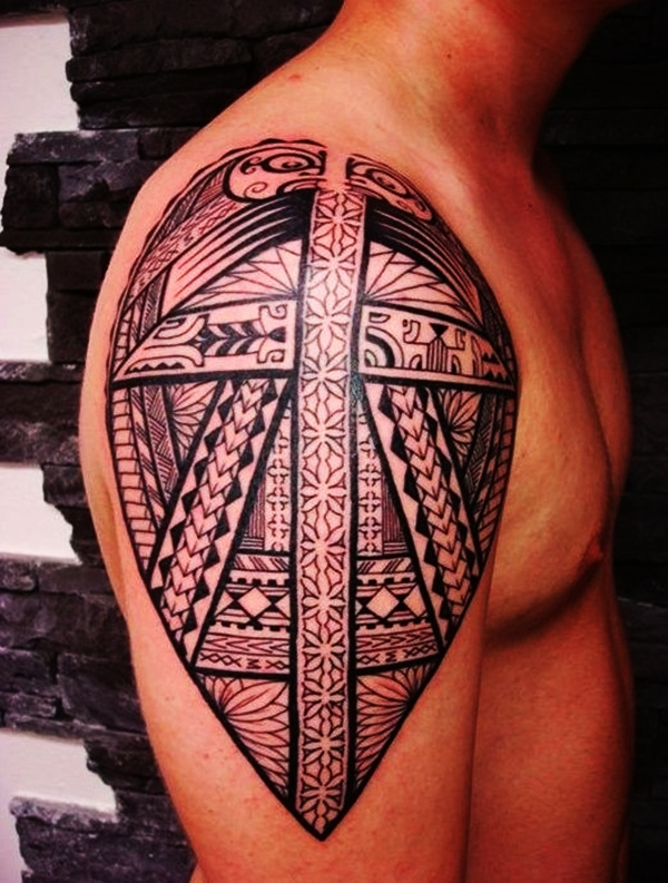 Tribal Tattoo Designs for Men (21)