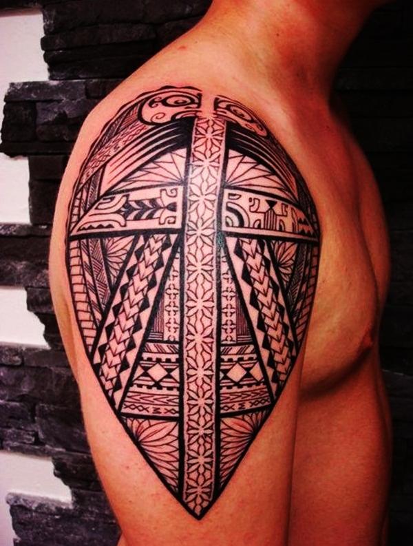 Tribal Tattoo Designs for Men (21)