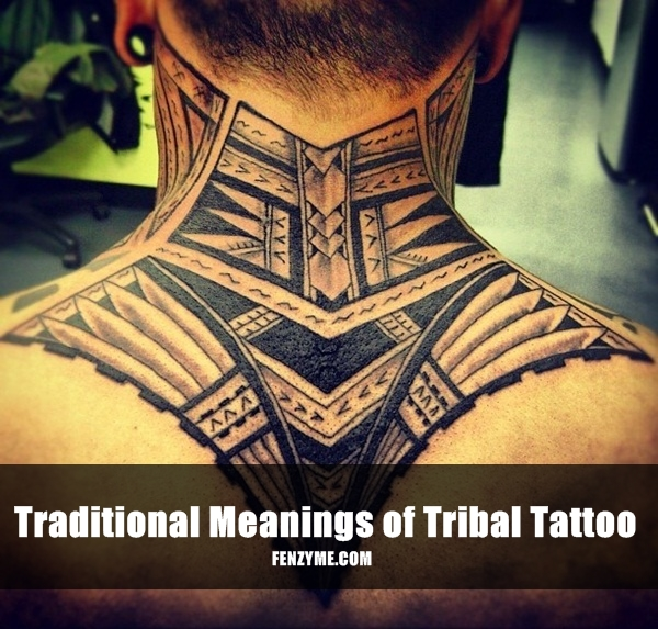 Tribal Tattoo Designs for Men (22)