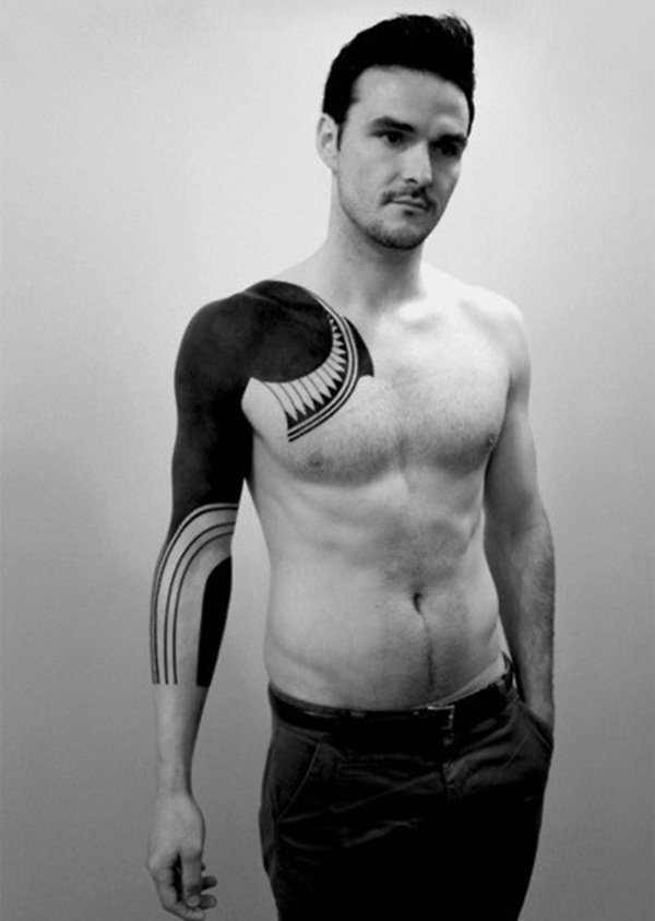 Tribal Tattoo Designs for Men (24)