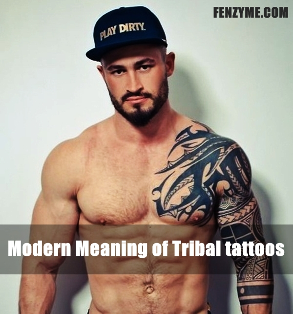 Tribal Tattoo Designs for Men (26)