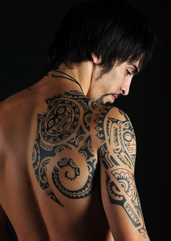 Tribal Tattoo Designs for Men (28)