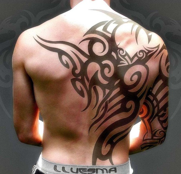 Tribal Tattoo Designs for Men (29)