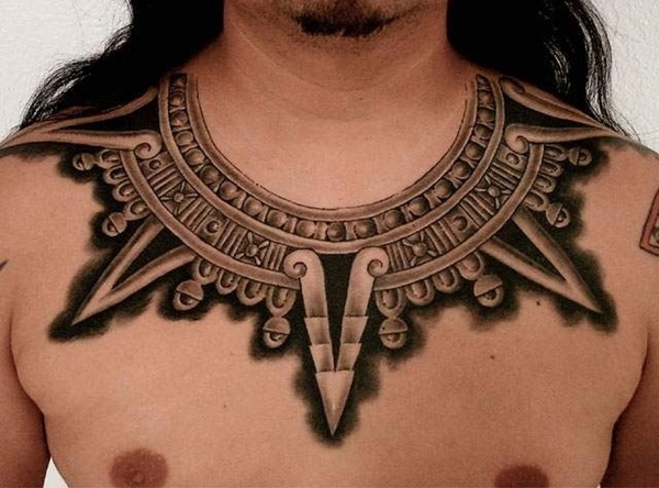 Tribal Tattoo Designs for Men (30)