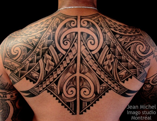 Tribal Tattoo Designs for Men (31)
