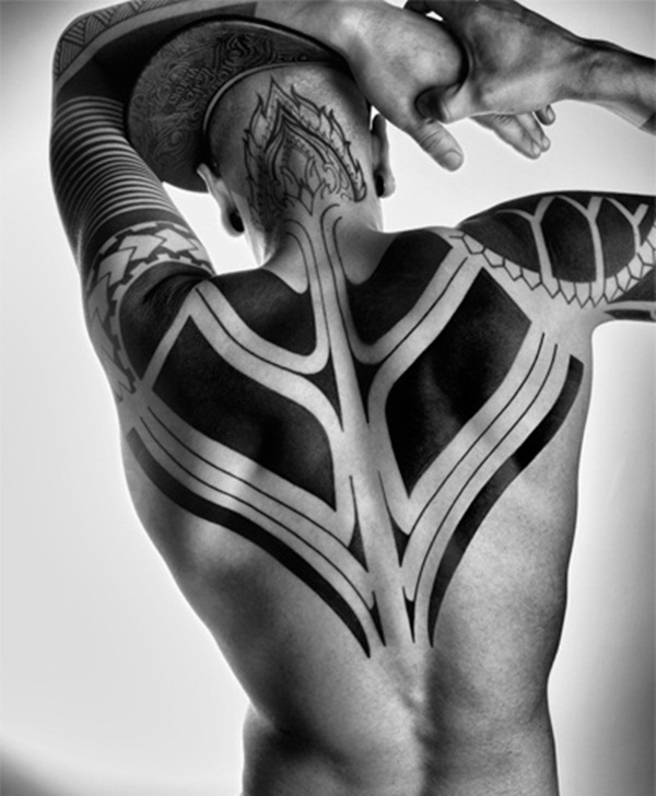 Tribal Tattoo Designs for Men (34)