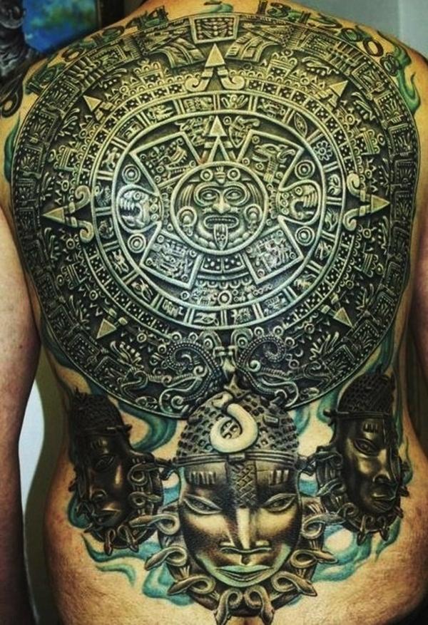 Tribal Tattoo Designs for Men (35)