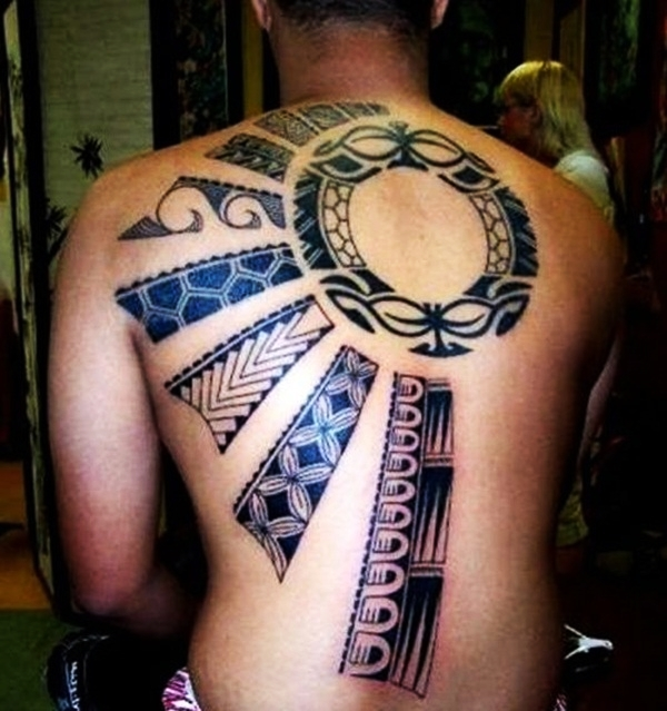 Tribal Tattoo Designs for Men (37)