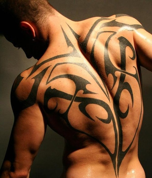 Tribal Tattoo Designs for Men (39)