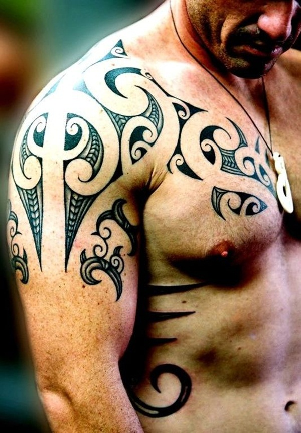 Tribal Tattoo Designs for Men (5)