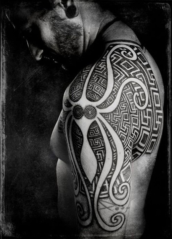 Tribal Tattoo Designs for Men (8)