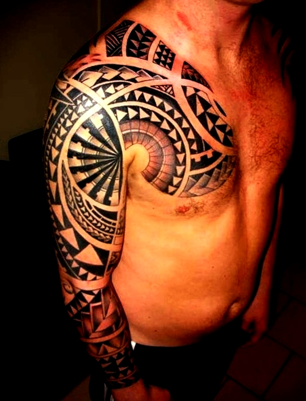Tribal Tattoo Designs for Men (9)
