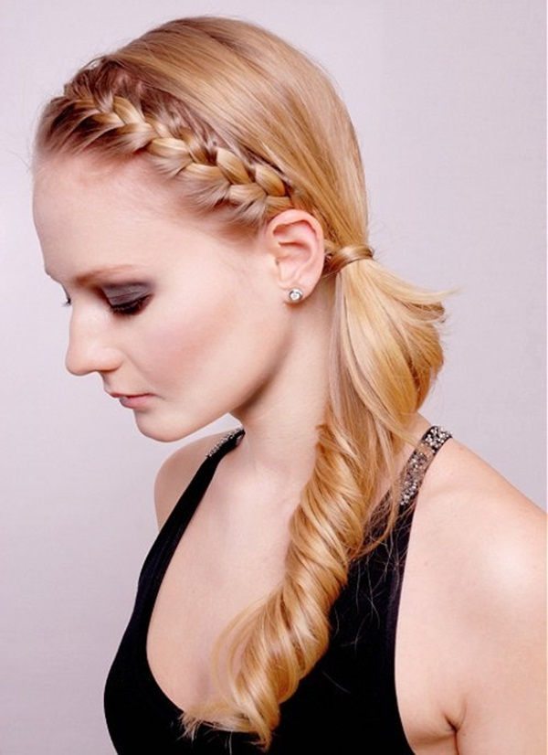 45 instant side ponytail hairstyles for