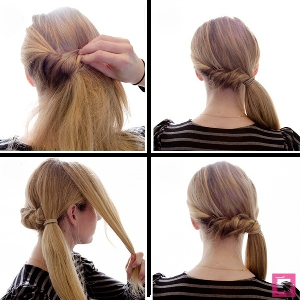 Attractive Side Ponytail Hairstyles for Girls (20)