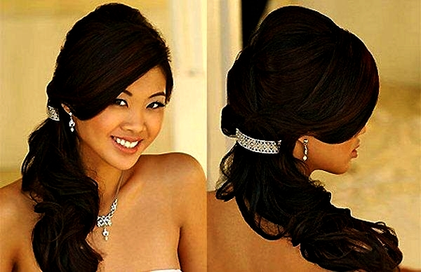 Attractive Side Ponytail Hairstyles for Girls (28)