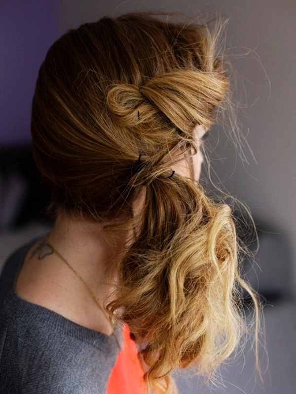 Attractive Side Ponytail Hairstyles for Girls (32)