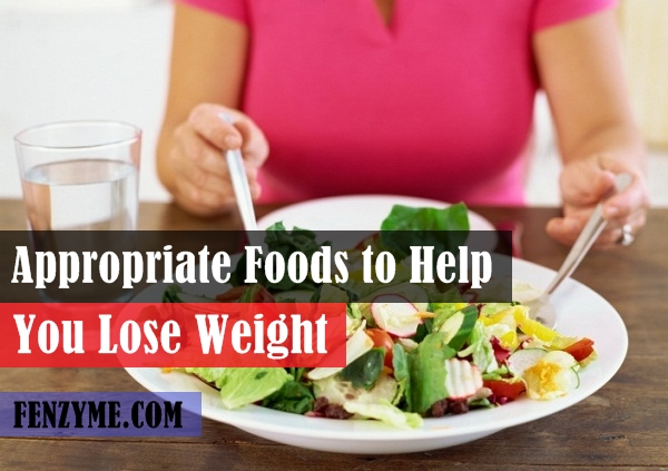 Foods to help You Lose Weight (1)