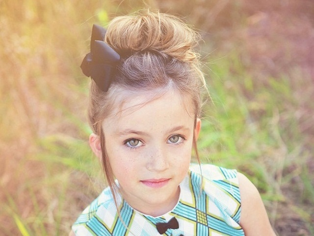 Latest 45 Simple Hairstyles for Girls for School