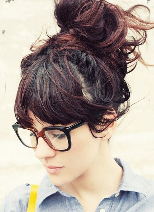 Latest Simple Hairstyles for Girls for School (4)