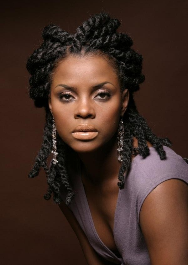 Long Hairstyles for Black Women (1)