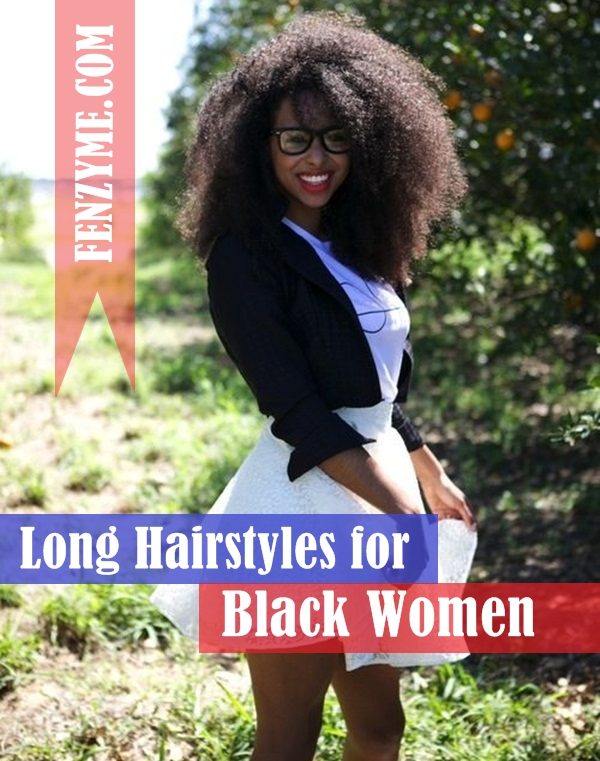 Long Hairstyles for Black Women (16)