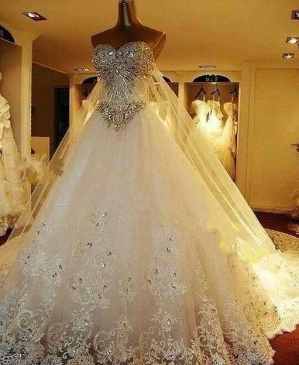 Sexy Wedding Dresses (34)