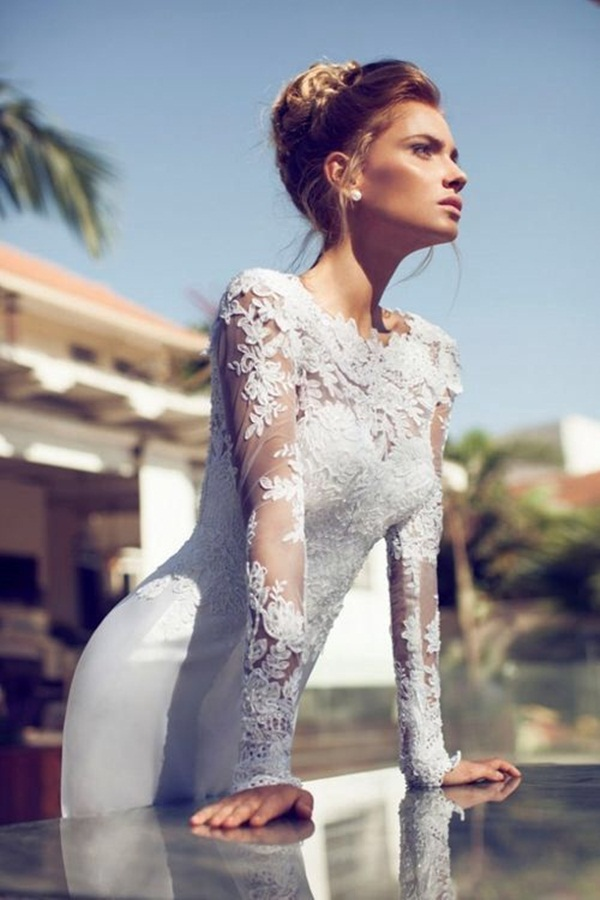 Sexy Wedding Dresses (40)
