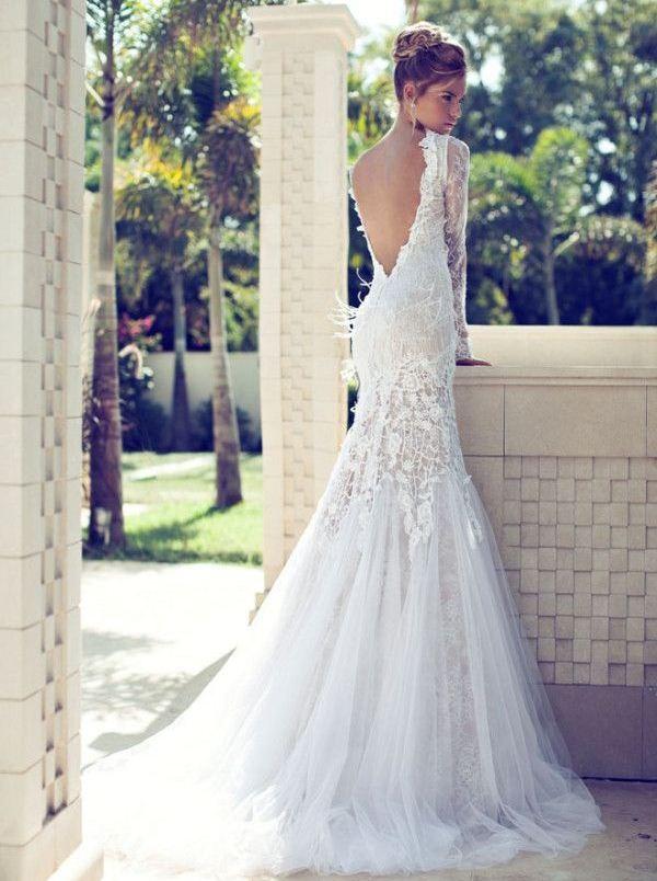 Sexy Wedding Dresses (41)