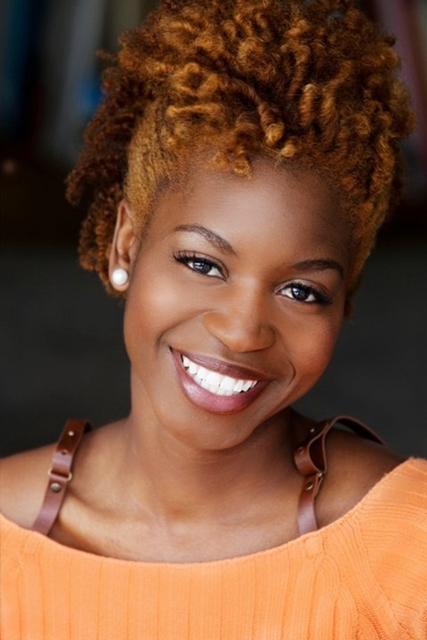 Short Curly Hairstyles for Black Woman (24)