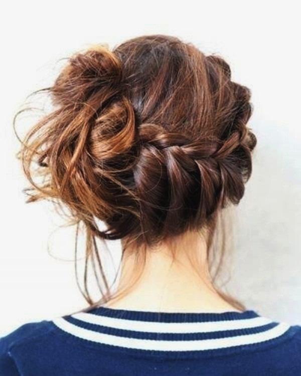 Simple Braid Hairstyles for Long Hair (20)