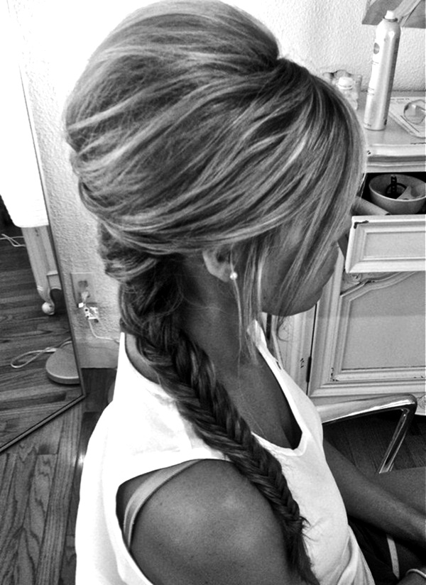 Simple Braid Hairstyles for Long Hair (27)