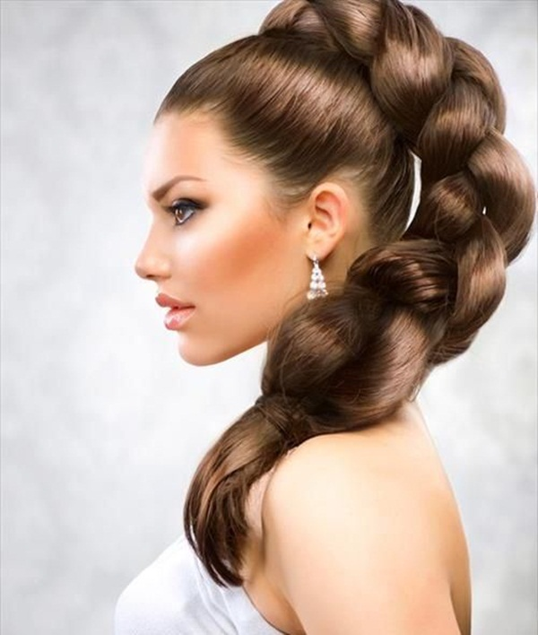 Simple Braid Hairstyles for Long Hair (31)