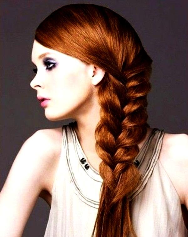 Simple Braid Hairstyles for Long Hair (34)