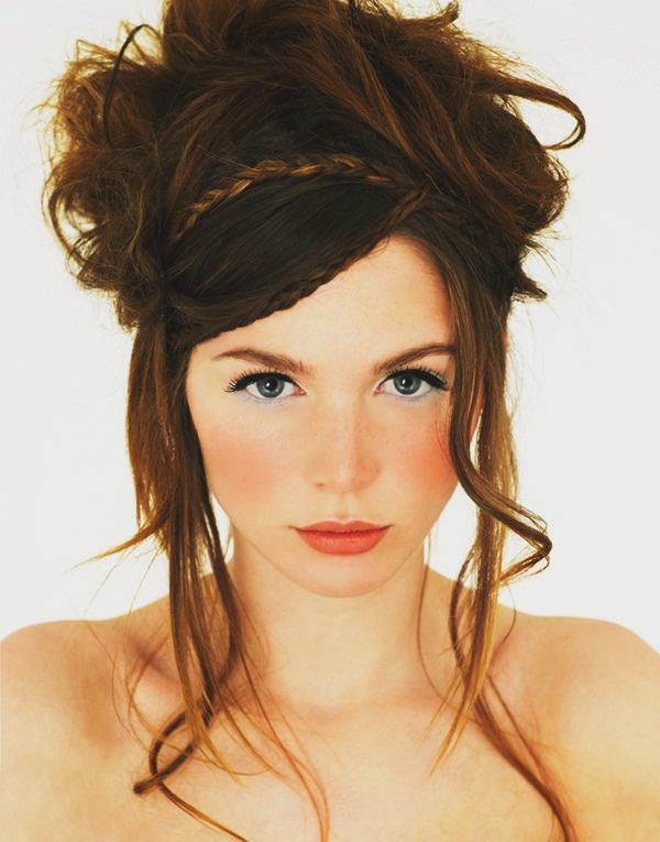 Simple Braid Hairstyles for Long Hair (36)