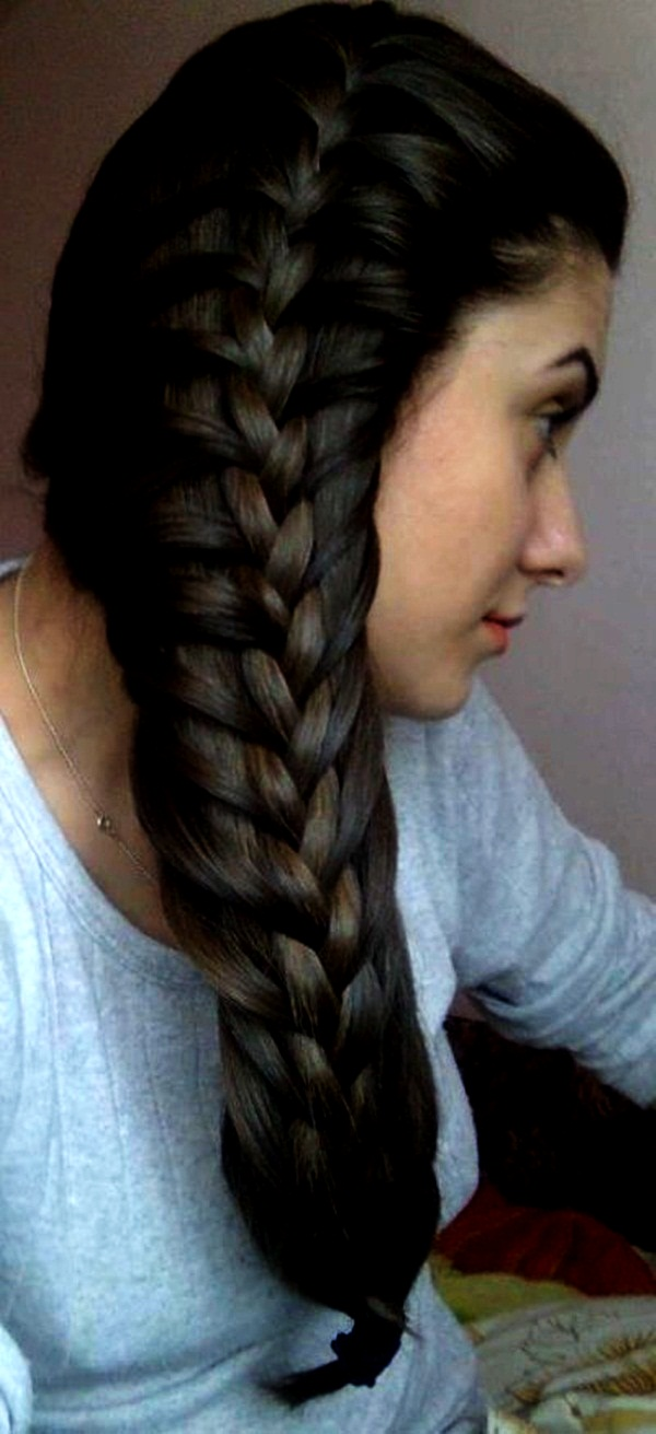 50 Simple Braid Hairstyles for Long Hair