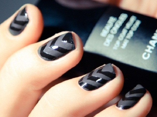 - 60 Simple Matte Nail Art Designs For Beginners
