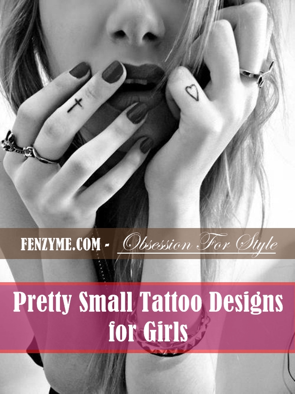 Small Tattoo Designs for Girls (32)